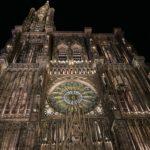 5 Das Münster bei Nacht